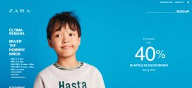 Zara Kids : opiniones y comentarios de la ropa en las rebajas online