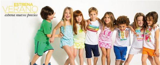 El Corte Inglés moda infantil opiniones 2015