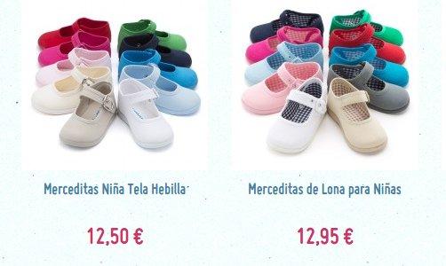 comprar online 64f3a 7dedd Pisamonas opiniones: merceditas niña y calzado infantil online