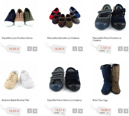Saltimbanquin zapatos bebé