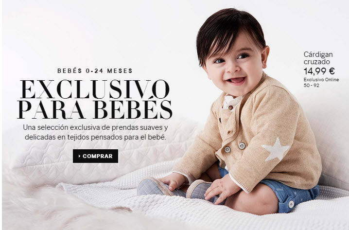 h&m ropa niños