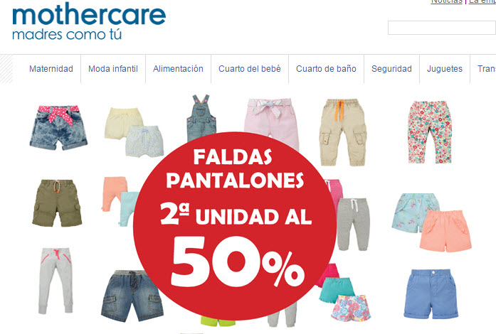 mothercare opiniones
