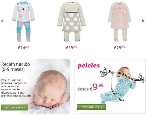 Prenatal moda niños