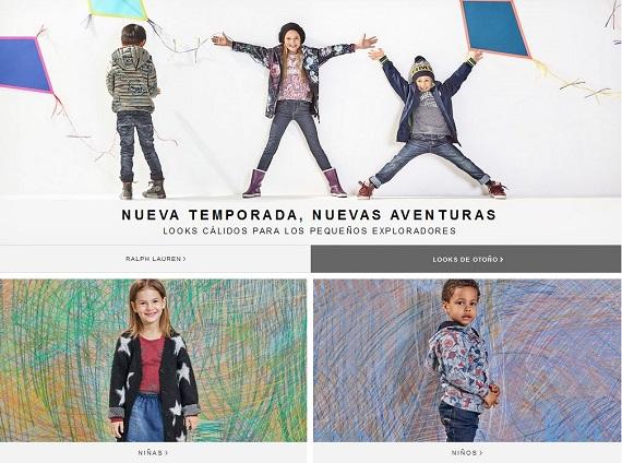 Zalando moda infantil