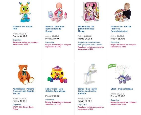 Catálogo Toysrus bebés