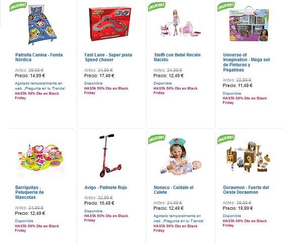 Catálogo Toysrus juguetes