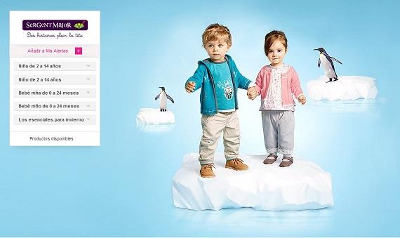 Venteprivee ropa infantil