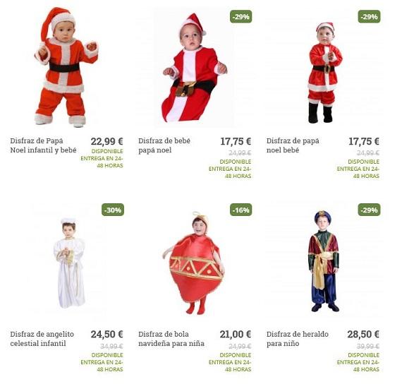 disfraces nochevieja online precios