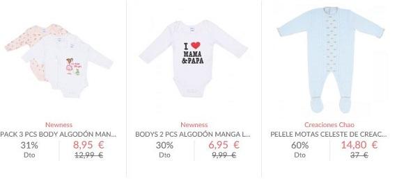 Mamuky ropa bebé