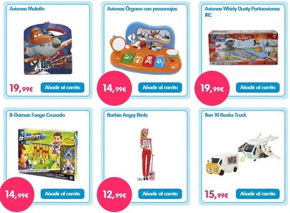 Toy Planet Chollo Precios
