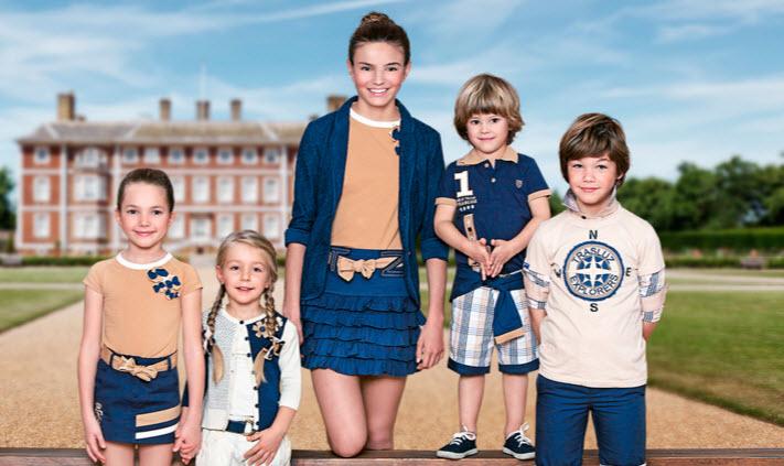 ventas privadas ropa para niños
