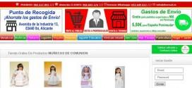 Muñecas de comunión online, baratas y originales