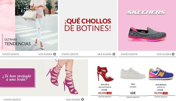 moda lia zapatos