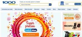1000Bebes: opiniones de la tienda online de sillas de paseo