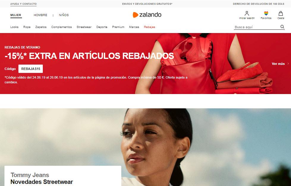 información para a787a 966e6 Rebajas Zalando 2019: ropa infantil y premamá online