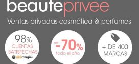 Opiniones de Beauteprivee: comentarios de ventas privadas