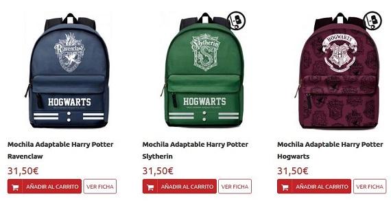 mochilas escolares adolescentes