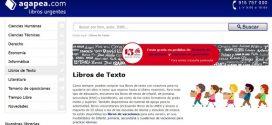 Libros de texto urgentes online: infantil, primaria, ESO, bachillerato