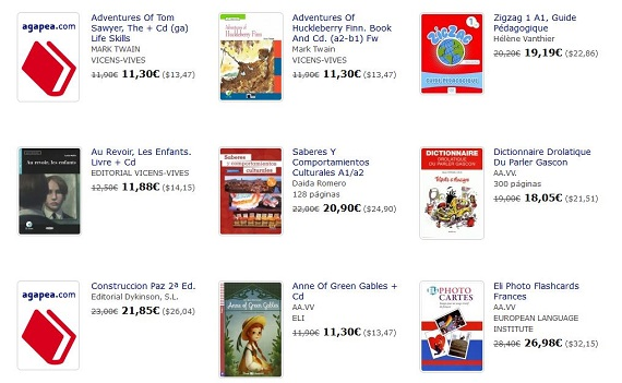 libros de texto urgentes precios