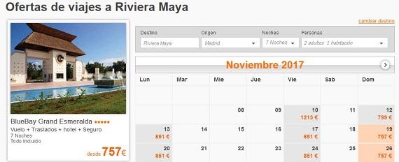 central de vacaciones riviera maya