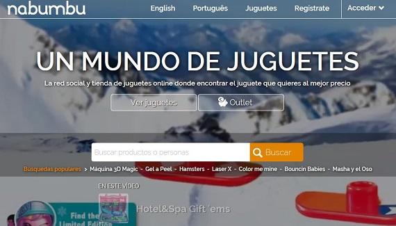 Nabumbu: opiniones y comentarios de las ofertas outlet en juguetes