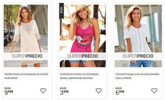 adfeabe4e Venca catálogo 2019  opiniones y comentarios de mujer y tallas grandes
